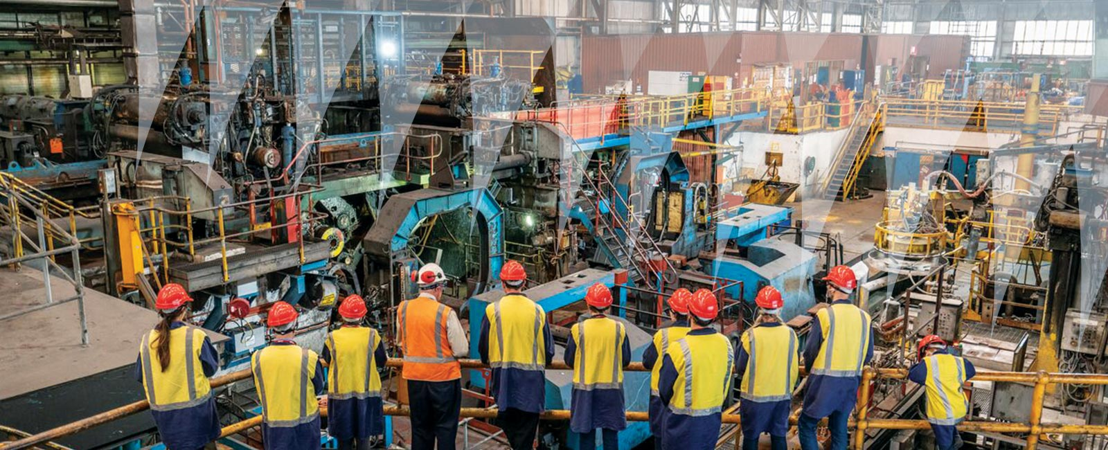Steelworks Tours
